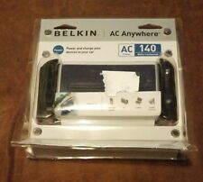 Belkin AC Anywhere F5C400-140W Power Inverter 140 Watt Brand New
