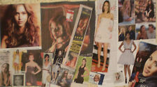 JESSICA ALBA ~ 480 ISRAEL CUTTINGS CLIPPINGS sexy