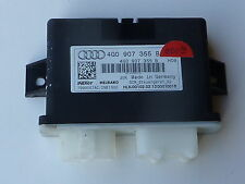 AUDI A6 A7 4g reduktionsmittel-dosiersystem 4g0907355b/4g0 907 355B