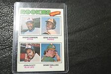 1977 Topps #473 Rookie Outfielders - Excellent Condition