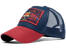 FC Barcelona CAP with mesh LICENSED,size: L-XL, NEW Collection!!!! SUPER HIT!!!