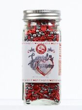 Cupid's Dream Whimsical Blend Sprinkle Mix For Baking & Decorating Baked Goods