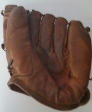 Vintage - Sonnett I4F Leather Baseball Glove Mitt - Right Hand Thrower