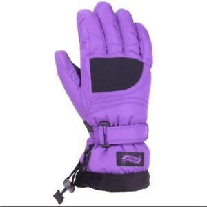Gordini Girls Kids Junior Lily II Waterproof Winter Snow Ski GLOVES