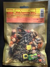 Nigerian Original Whole Tasty Peppersoup spice