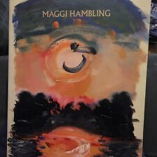 More details for maggi hambling serpentine galleries 1987 exhibition guide- very rare