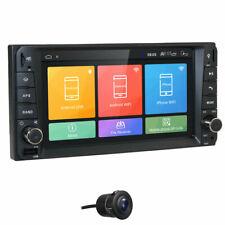 "7"" Android 9.0 Car Stereo GPS Navi FM Radio For Toyota Camry RAV4 Corolla Auris"