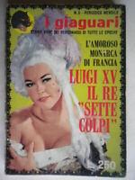 Luigi XV il re sette colpiSEAgiaguari storia vera fumetti Historik erotica 57
