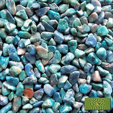 1 x Chrysocolla Tumblestone Copper Healing Polished Gem Crystal Communication