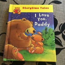 I LOVE YOU, DADDY. 16 BY 13CM. 9781472360182