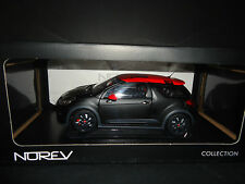 Norev Citroen DS3 Racing Loeb  2012 Matt Black 1/18