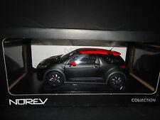 Norev Citroen DS3 Racing Loeb  2012 Matt Black 1/18