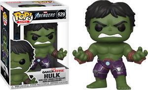 Funko POP Avengers Game Hulk - Stark Tech Suit #629