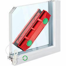 Raclette Lave Vitre Aimanté Magnétique Fenêtres à Triple Vitrage 20 à 28 mm Neuf