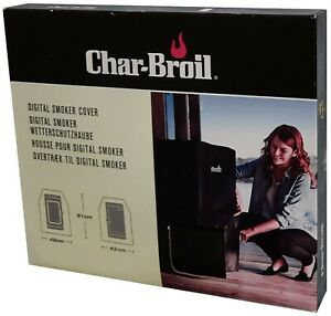 Char-Broil 140 763 Digital Smoker Wetterschutzhaube Schwarz