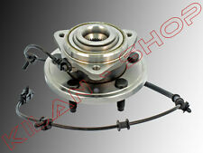 1x WHEEL HUB BEARINGS Front Dodge Nitro 2007-2011 incl. ABS Sensor Diesel Petrol