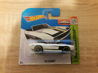 2015 Hot Wheels '69 Chevy Camaro - 1:64 1/64 HW Workshop 241/250 White