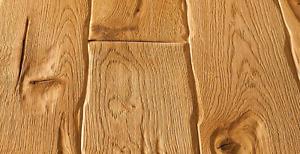 Schlossdielen Antik 160x20 mm Massivholzdielen Eiche Holzdielen Landhausdielen