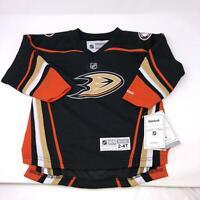 NWT Reebox NHL Black Anaheim Ducks Jersey Youth Kids Toddler 2-4T