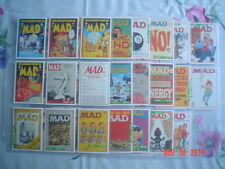 MAD MAGAZINE TRADING CARDS - LIME ROCK - 53 CARDS - NM - SERIES 2 - MISSING 2