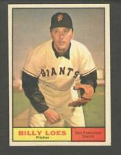 1961 Topps #237 Billy Loes