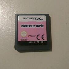 Nintendo DS Spiel Element Girls