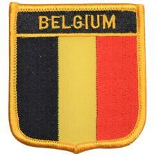 Belgium Patch (Iron on)