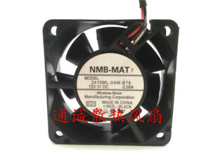 Original NMB-MAT 6cm 2410ML-04W-B79 12V 0.58A Cisco Server Fan