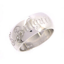 Genuine Bulgari  Save The Children Sterling Silver Ring
