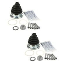 NEW Audi 4000 Fox VW Passat Front Outer CV Joint Boot Kit 191498203D//171498203