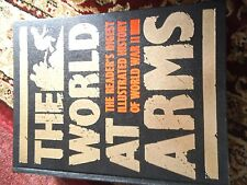 The World at Arms Hardback The Reader's Digest Illustrated History of WWII