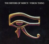 Sisters Of Mercy - Vision Thing (Remastered) (NEW CD)