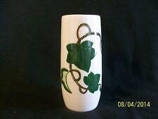Poppytrail by Metlox Ivy White Stoneware Drinking Glass