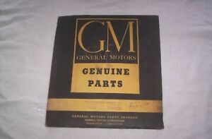 50,51,52  CHEVROLET  POWERGLIDE  MISC GASKETS   NOS --Check  This Out--
