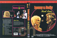 Kenny Rogers & Dolly Parton - Real Love  DVD NEW