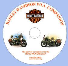 The Harley Davidson WLA Companion