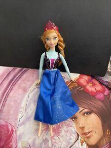 "Mattel 2012 Disney Frozen Anna 11"" Doll"