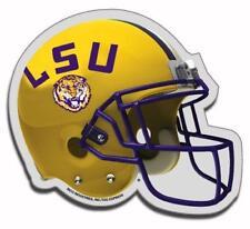 LSU Louisiana State Tigers NCAA Large Football Helmet Durable Mouse Pad Mousepad
