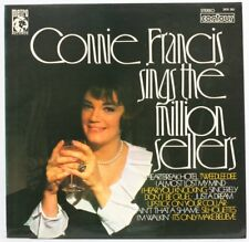 Connie Francis, Connie Francis Sings The Million Sellers  Vinyl Record/LP *USED