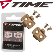 Time T2GB002 ATAC Clipless Mountain Bike 13 or 17 Degree Replacement Cleats