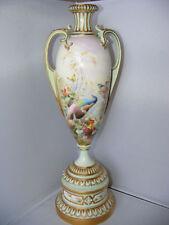 Birds c.1840-c.1900 Royal Worcester Porcelain & China