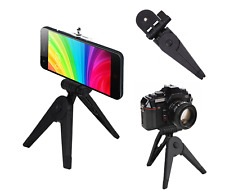 Fold Flat Tripod for Apple iPhone Mobile Cell Phone Camera Mount Stand Holder