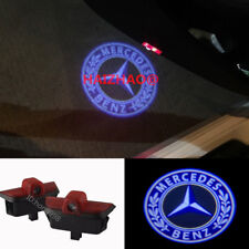 Car Courtesy Door Light Illuminated LED Logo Star for W204 Mercedes-Benz C Class