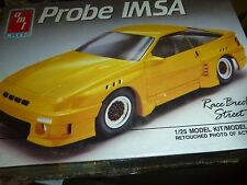 AMT IMSA FORD PROBE GT MODEL CAR MOUNTAIN KIT 1/25 FS