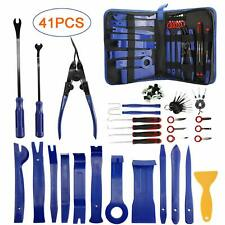 41X Car Trim Removal Tool Car Panel Door Audio Removal Tool Kit with Storage Bag