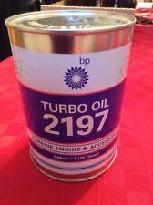 BP Synthetic Aircraft Turbine Turbo Oil 2197 1 Qt