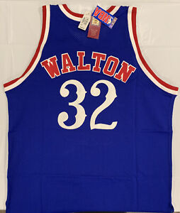 MITCHELL & NESS 1984-85 LOS ANGELES CLIPPERS BILL WALTON THROWBACK JERSEY 54 XXL
