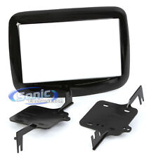 Metra 95-6517HG Double DIN Dash Installation Kit For 2013+ Dodge Dart vehicles