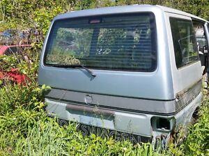 92-03 VW EUROVAN  tailgate LIFT GATE assembled W GLASS/SHELL