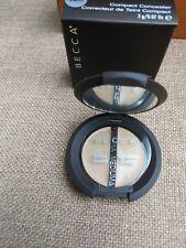 BECCA Cosmetics**BISCUIT** Medium/Extra-Cover Compact Concealer*BNIB**